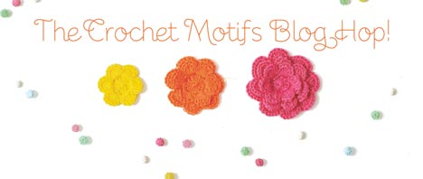Crochet Motifs Book Blog Hop