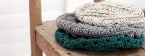 Crochet - Hats, Hats and more Hats