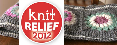 Knit Relief Auction