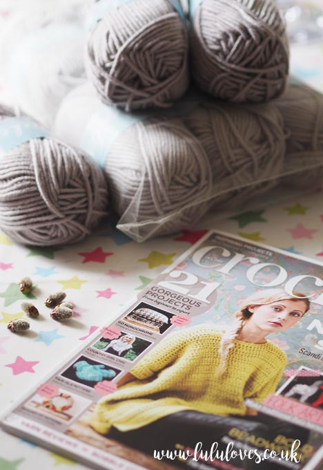 Lululoves: Crochet Jumper pattern by Ruby McGrath
