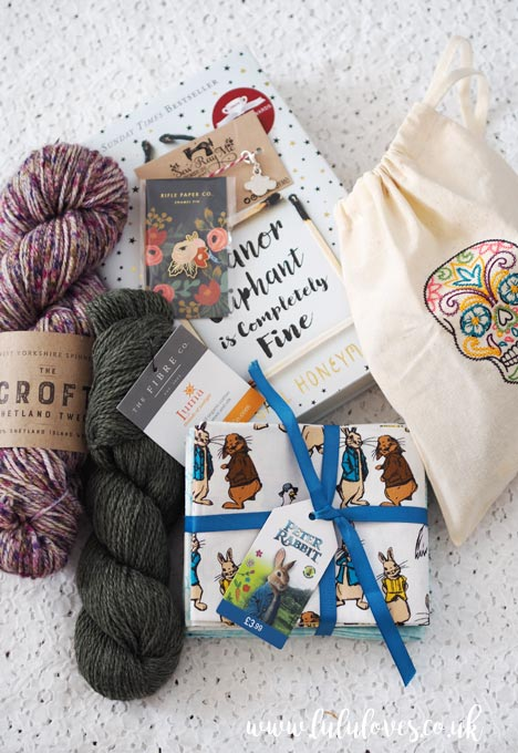Lululoves: Crochet Giveaway
