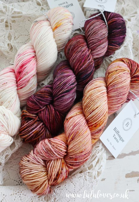 Lululoves Crochet Podcast | Episode 29 Biff Sugar Yarns