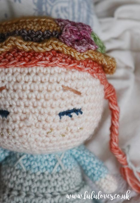 Lululoves Crochet Podcast | Episode 29 Anne with an E