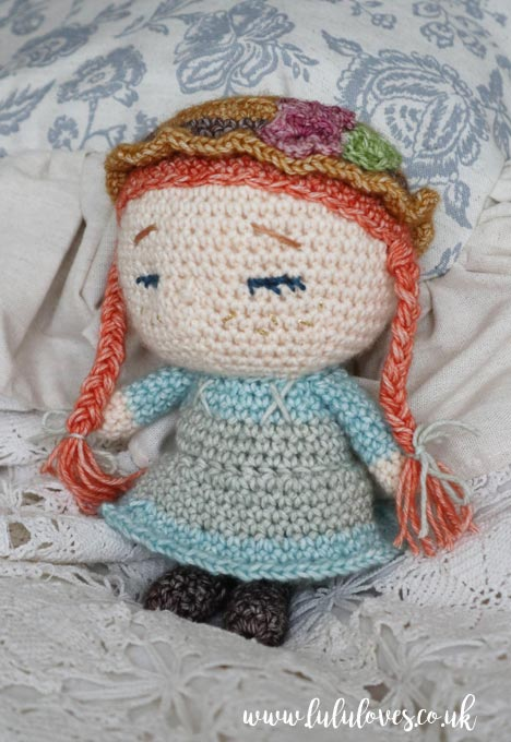 Lululoves Crochet Podcast | Episode 29 'Anne with an E'