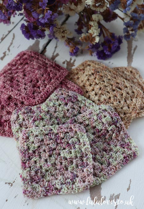 Lululoves Crochet Podcast | Episode 29 Granny Squares