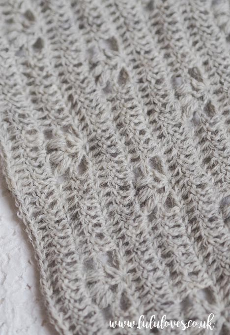 Crochet Victoria Shawl | Lululoves Blog