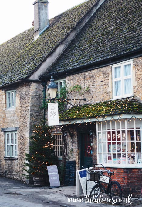 Lululoves: Christmas walks Lacock Village