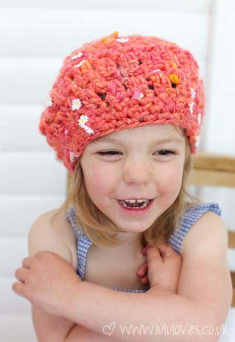 Crochet Hat - Lululoves