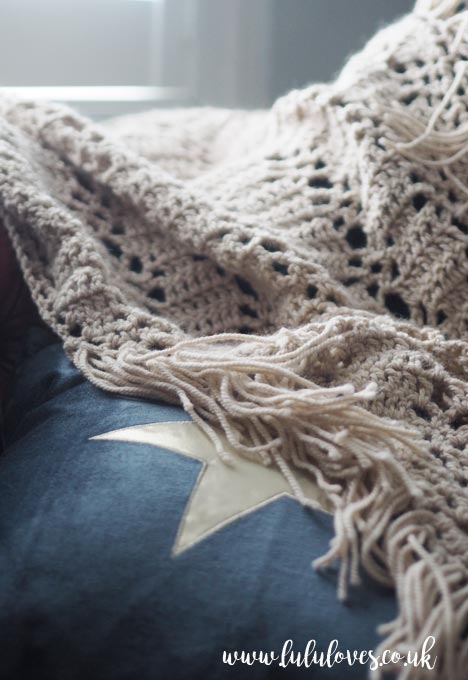 Lululoves: Crochet Shawl