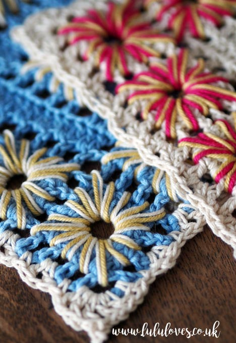 Lululoves: Crochet Potholder