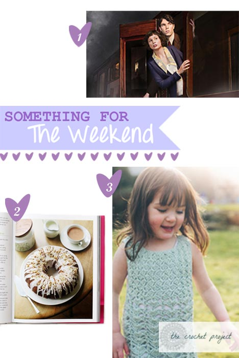something for the weekend March 2013