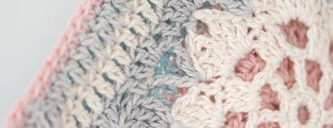 Free Crochet Pattern - Hint of Spring Potholder