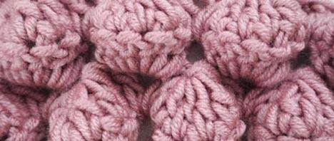 Free Crochet Pattern - Giant Bobble Cowl
