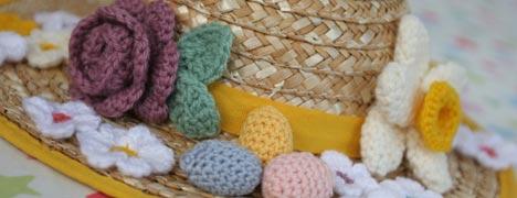 Crochet - An Easter Bonnet