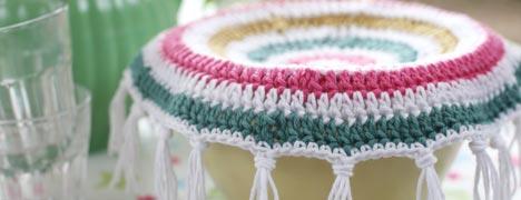 Crochet Pattern - Food Covers