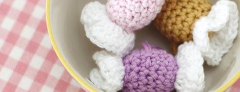 Crochet Pattern - Sweet Decoration