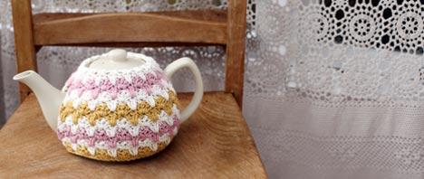 Crochet: Tea Cosies