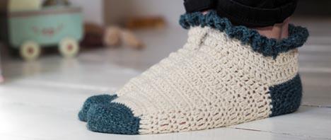 Crochet: New Socks & Fabulous Yarn