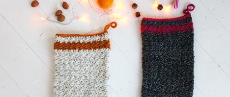 Crochet - Christmas Stocking Pattern