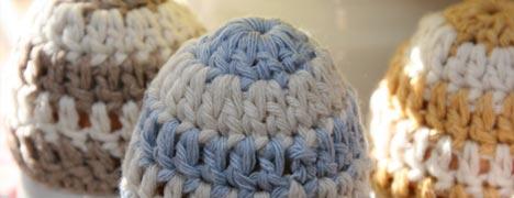 Crochet Pattern - Egg Cosy