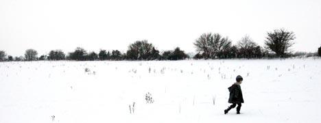 Snow and Stuff...